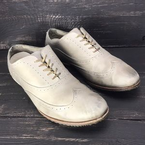 Sorel Mens Wingtip Oxfords Size 10.5
